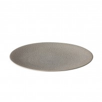 Coupe bord Honeycomb Grey 27,5 cm