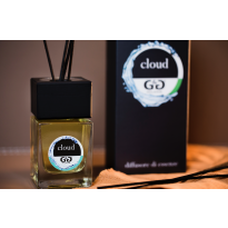 Milano geurpot/-stokken Cloud 200 ml