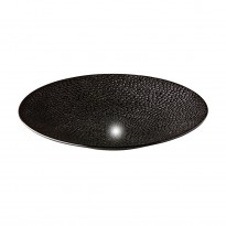 Coupe bord Honeycomb Black 27,5 cm