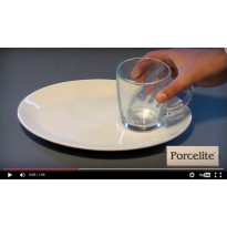 Video Welke items passen op de Porcelite gourmet borden?